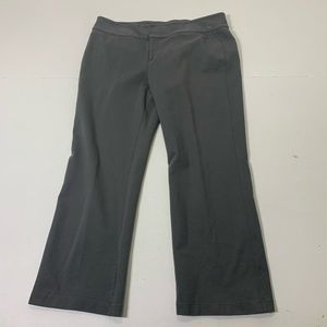 Women's Size 16P Eddie Bauer Bootcut Stretch Pants